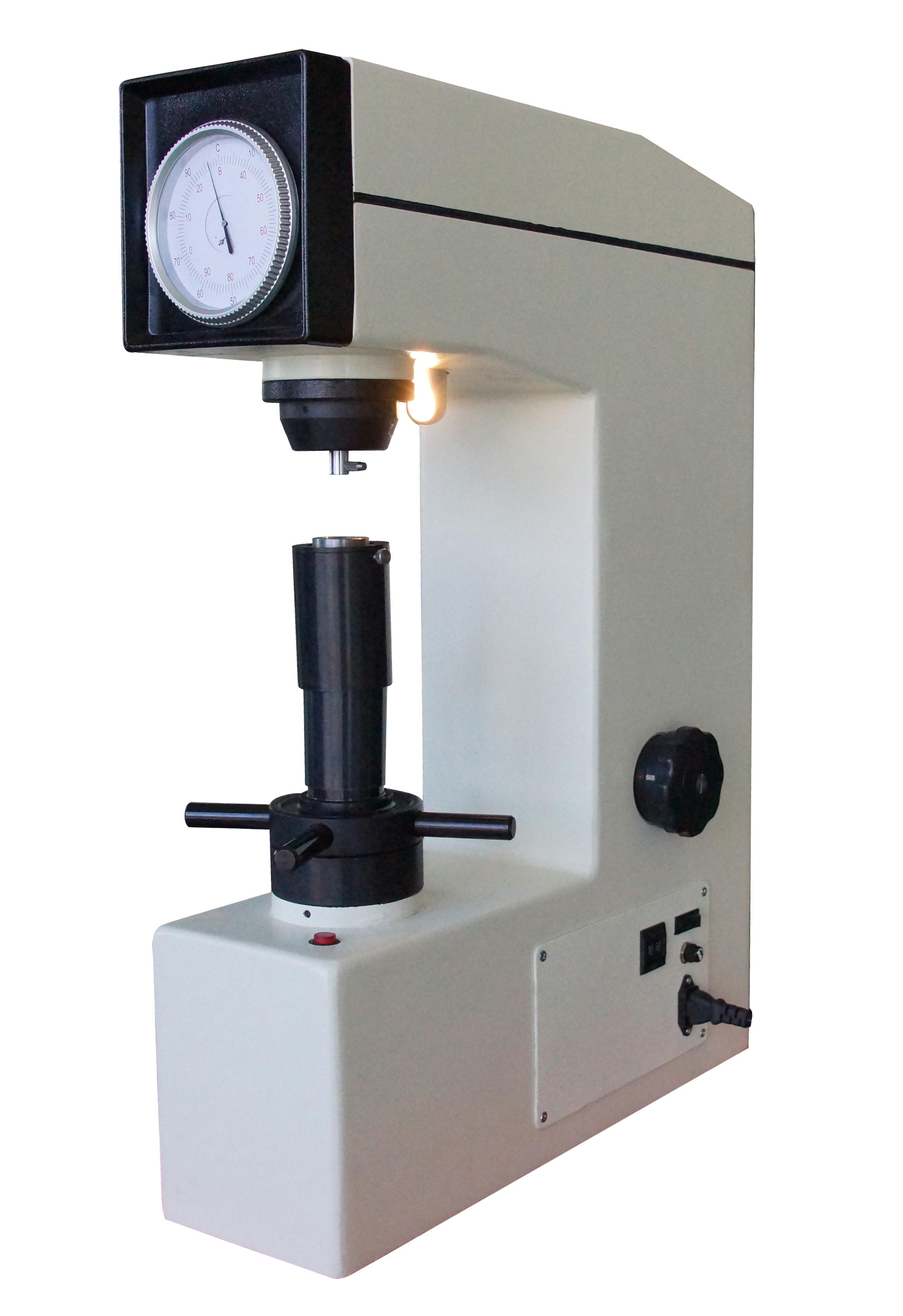 电动洛氏硬度计HR-150DT