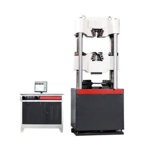 DUM-**W系列微机控制电液伺服全能试验机(四立柱双丝杠型)参数及图片