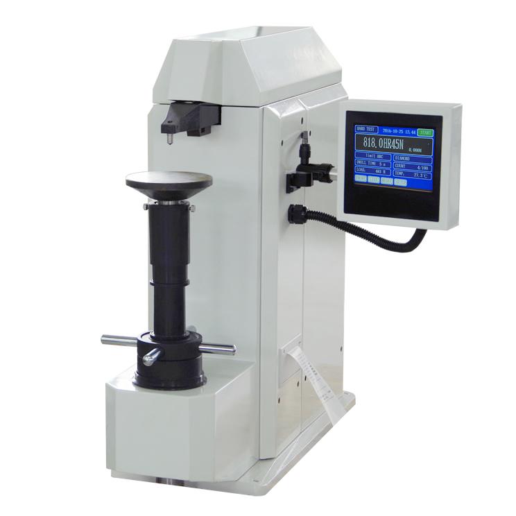MHRS-150/45T凸鼻子洛氏硬度计参数及图片